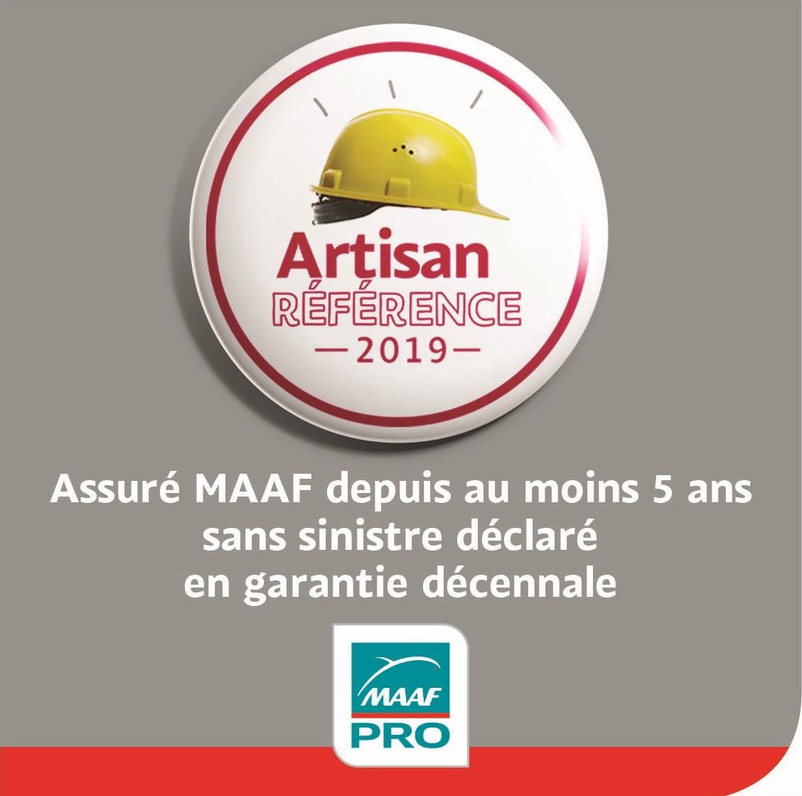 MAAF_Artisan référence 2019